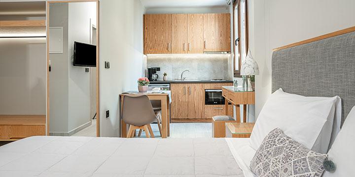 alektor luxury apartments zakynthos